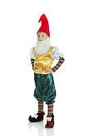 Гномик карнавальный костюм для мальчика