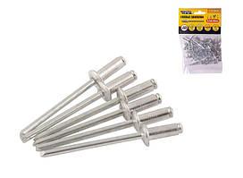 Слепые заклепки 3,2х6,40 мм, 50 шт алюминиевые MASTERTOOL (20-0430)