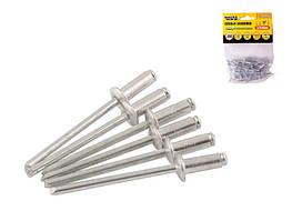 Слепые заклепки 3,2х10 мм, 50 шт алюминиевые MASTERTOOL (20-0450)