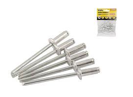 Слепые заклепки 3,2х12 мм, 50 шт алюминиевые MASTERTOOL (20-0460)