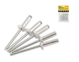 Слепые заклепки 4х8 мм, 50 шт алюминиевые MASTERTOOL (20-0550)