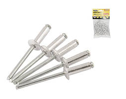 Слепые заклепки 4х16 мм, 50 шт алюминиевые MASTERTOOL (20-0570)