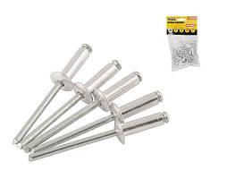 Слепые заклепки 4х18 мм, 50 шт алюминиевые MASTERTOOL (20-0580)