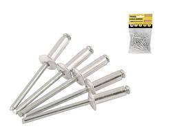 Слепые заклепки 4х20 мм, 50 шт алюминиевые MASTERTOOL (20-0530)