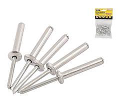 Слепые заклепки 4.8х6,40 мм, 50 шт алюминиевые MASTERTOOL (20-0620)