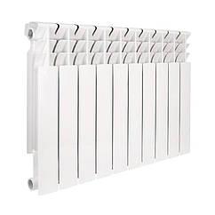 Биметаллический секционный радиатор отопления AQUATRONIC HE HE50096B 570 мм x 800 мм 62695