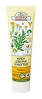 Крем для рук и ногтей Зеленая Аптека Ромашка - 100 мл.