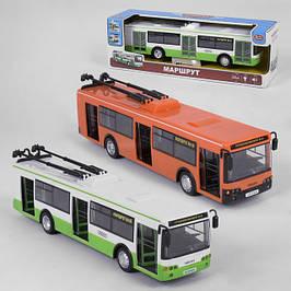 Іграшковий міський транспорт