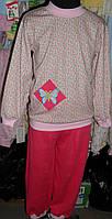 Пижама интерлок 6-10 лет