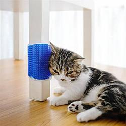 Интерактивная игрушка - чесалка для кошек CATTI