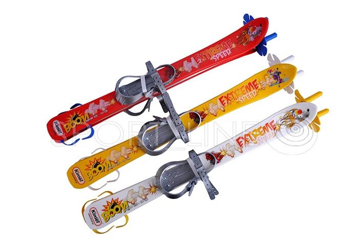 Лыжи с палками для детей 70 см Vikers Польша