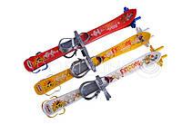 Детские лыжи 70 см. с палками Marmat,
