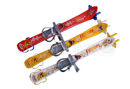 Лыжи с палками для детей 70 см Vikers Польша, фото 2