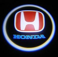 Дверной логотип LED LOGO 004 HONDA, Светодиодная подсветка на двери с логотипом