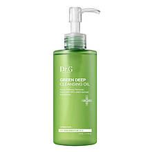 Гидрофильное масло для чувствительной кожи Dr.G Green Deep Cleansing Oil
