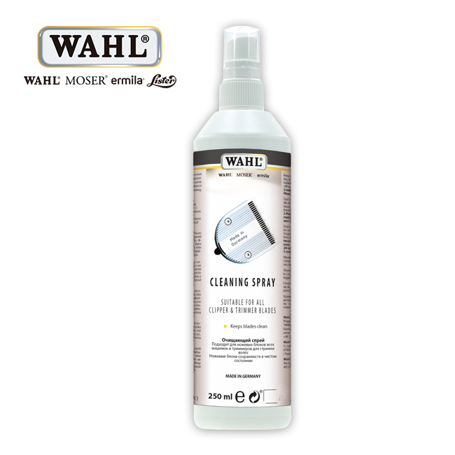 Спрей дезинфицирующий Wahl Hygienic Spray 4005-7051 для ухода за ножами машинок