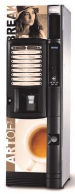 Кофейный автомат Necta Kikko e6