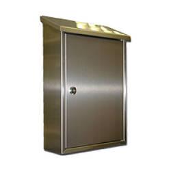 Ящик поштовий із нержавійки 2