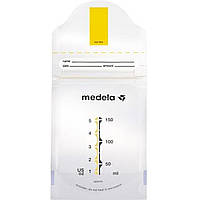 Пакет для збору і зберігання грудного молока Medela