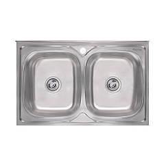 Кухонная мойка Imperial 5080 Decor (IMP5080DECD)