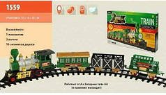 Дитяча залізниця Classic Train 1559