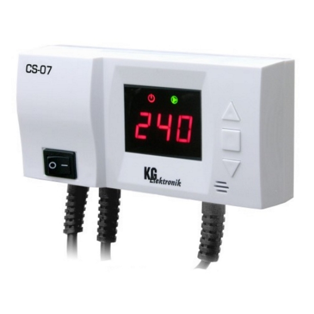Контролер насоса З KG Elektronik Арт. CS-07