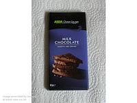 Шоколад  Asda в стиках ( 5 штук) 200г (Великобритания)