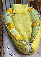 Кокон гнездышко для новорожденных, Кокон - позиционер для новорожденных  22123501000