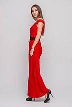 Длинное платье со спущенным плечом (2142 sk), фото 3