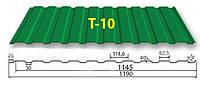 Профнастил Т-10, фото 1