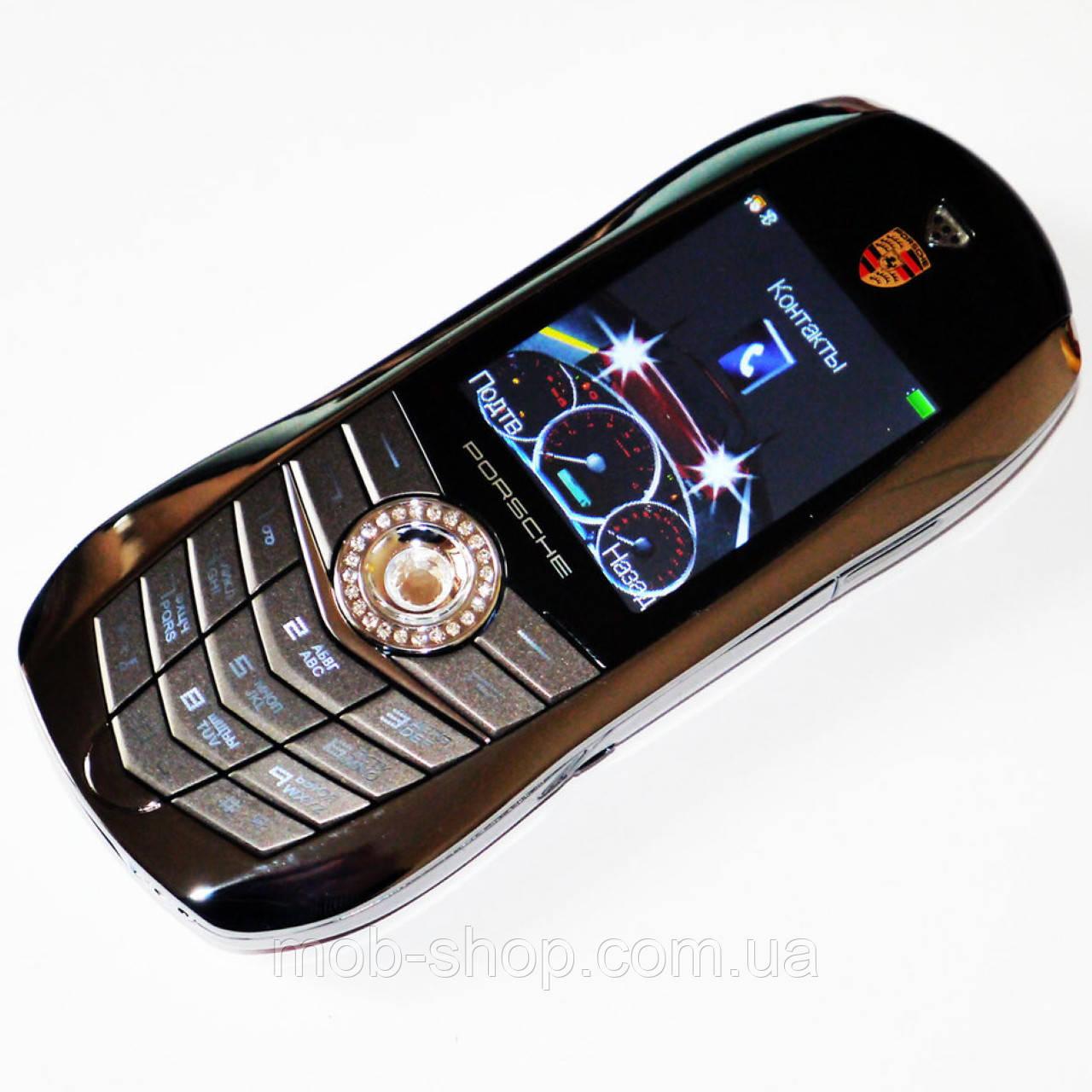 Мобильный телефон машинка VERTU Style Porsche 911 Cayman S телефон машинка