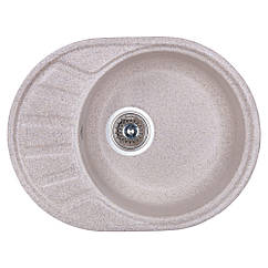 Кухонная мойка Fosto 5845 SGA-300 (FOS5845SGA300)