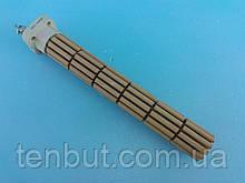 Уценённый Тэн керамический стеатитовый 1.5 кВт./220В./315 мм. сухой для бойлера Атлантик 6-ти кассетный