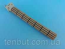 Уценённый Тэн керамический стеатитовый 2.1кВт. / 220В. / L-370мм. сухой для бойлера Атлантик Франция .