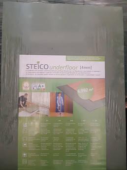 Підкладка Тихий хід 4мм Steico (6,992м2)