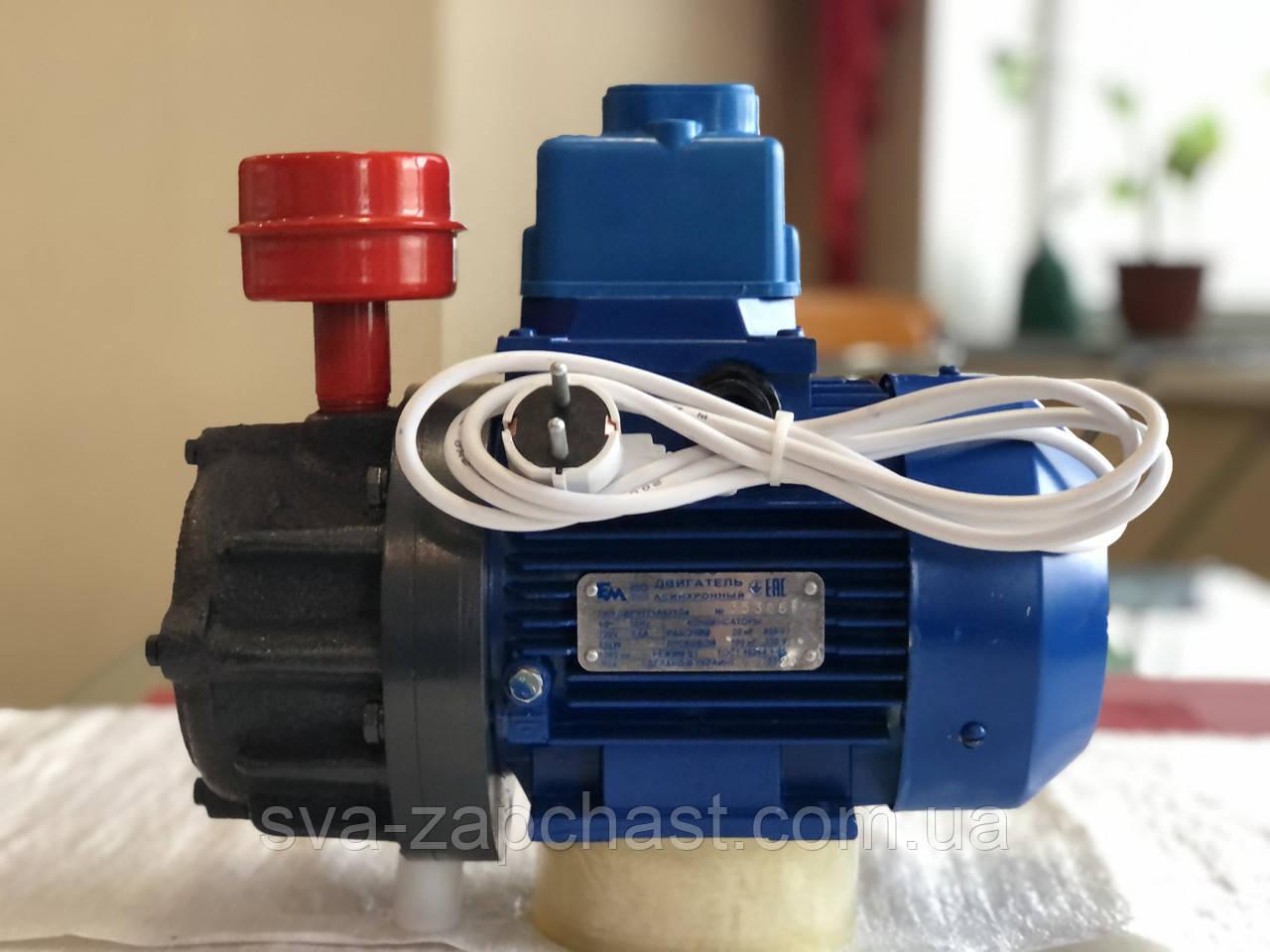 Насос доїльного апарату з двигуном (сухого типу)