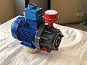 Насос доїльного апарату з двигуном (сухого типу), фото 4
