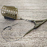 Фідерний монтаж для лову коропа , під бойл , вага 50 грам., фото 4