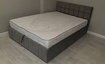 Ліжко Ліон в м'якій оббивці