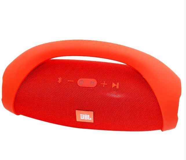 Портативна колонка JBL BoomBOX D7 (Червоний)
