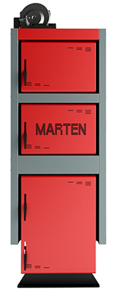 Котел тривалого горіння Marten Comfort MC 12
