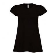 Туника женская чёрного цвета торговой марки B&C  Women-Only Magic