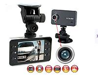 Автомобильный Видеорегистратор DVR K6000 Black авторегистратор, фото 1