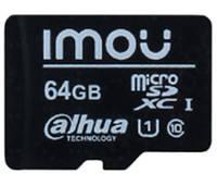 Карта памяти MicroSD 64Гб iMou ST2-64-S1