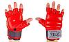 Перчатки снарядные Everlast VL-01045 кожа M