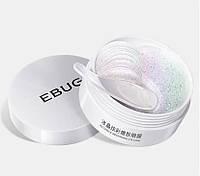 Патчи для глаз Ebug Nicotinamide Ice Crystal от темных кругов с никотинамидом (30 пар)
