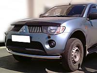 Дуга защитная передняя (кенгурятник) Mitsubishi L200