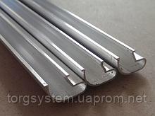 Вставка алюмінієва ЕКОНОМ 2000 мм