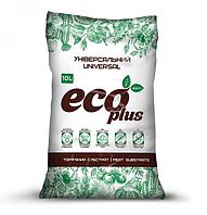 Субстрат торфяной Универсальный Eco Plus, 10 л