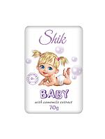 Детское туалетное мыло Шик с экстрактом ромашки 70 г